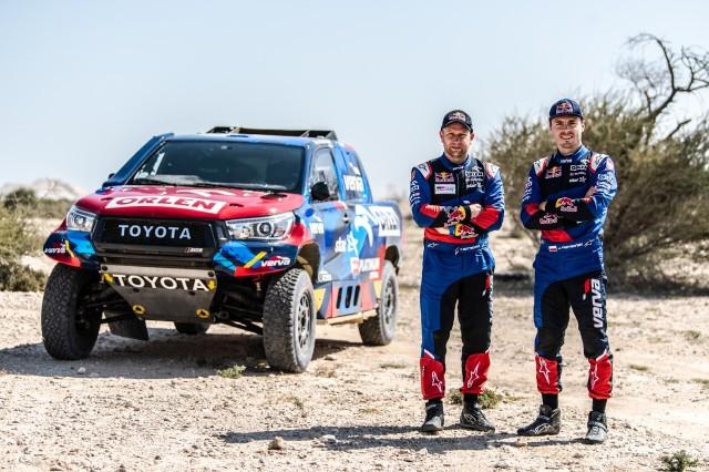 Kuba Przygoński i jego Toyota Hilux. Jakim autem pojedzie kierowca Orlen Team?