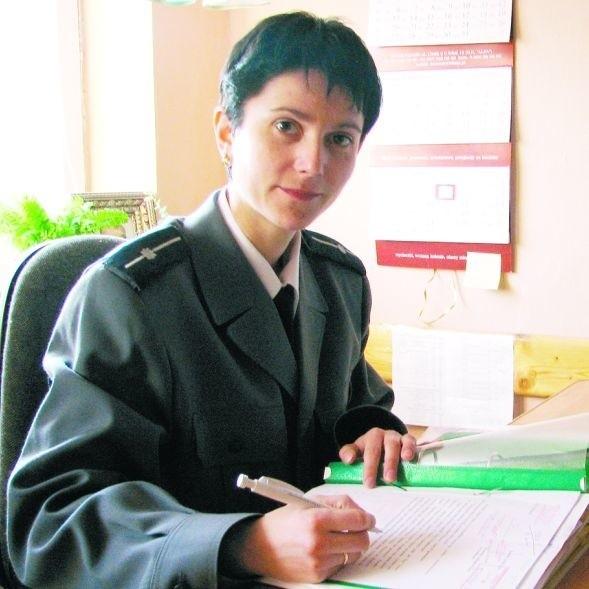 W przyszłą środę Ewa Łangowska otrzyma nagrodę z rąk prezydenta Suwałk Józefa Gajewskiego. - Cieszę się bardzo - mówi.
