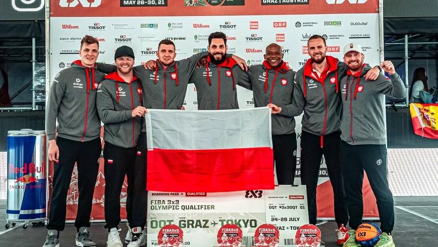 Koszykówka. Reprezentacja Polski wywalczyła awans do igrzysk olimpijskich. W kadrze gracze z Pomorza