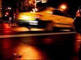 20-latek z Bydgoszczy ukradł taksówkę, którą wracał do domu. Miał 1,8 promila alkoholu