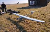 Terytorialsi ze Zgierza testują drony na lotnisku w Leźnicy Wielkiej