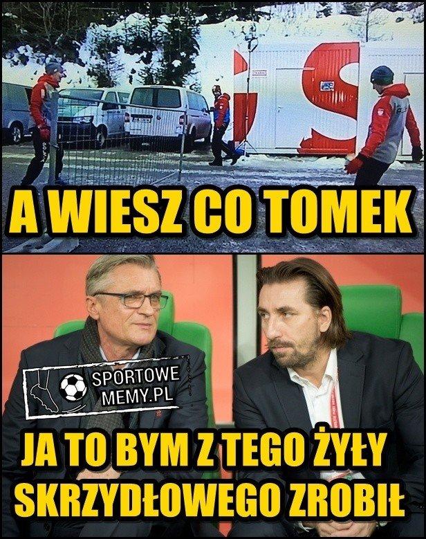 Czterej Muszkieterowie Memy Po Wygranej Polskich Skoczków W