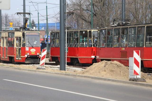Zmiany w rozkładzie tramwajów w Sosnowcu, Będzinie i Dąbrowie Górniczej spowodowane są remontami.