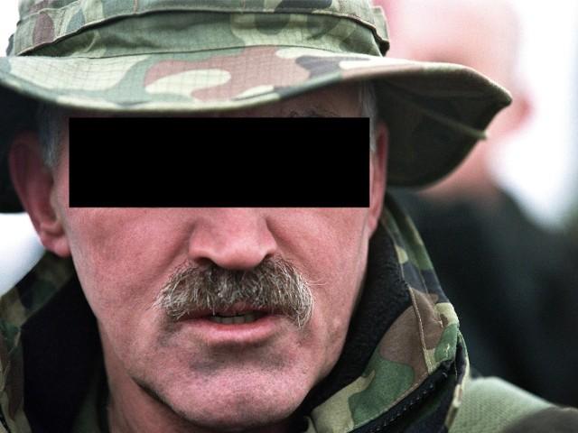 Generał w stanie spoczynku Mieczysław B.