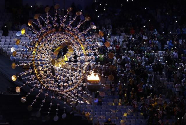 Ceremonia zamknięcia igrzysk w Rio