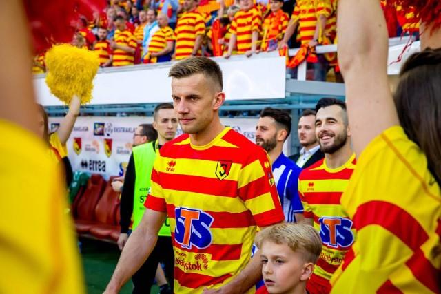 Łukasz Burliga wierzy, że przygoda Jagi z Ligą Europy potrwa dłużej niż jedną rundę eliminacyjną