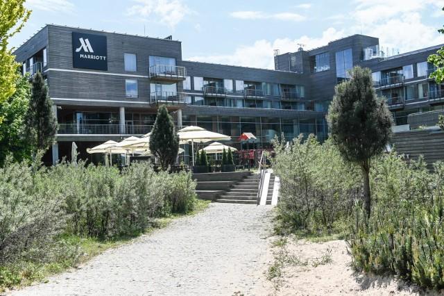 Hotel Sopot Marriott Resort & Spa będzie domem reprezentacji Polski w piłce nożnej na czas trwania Euro 2020