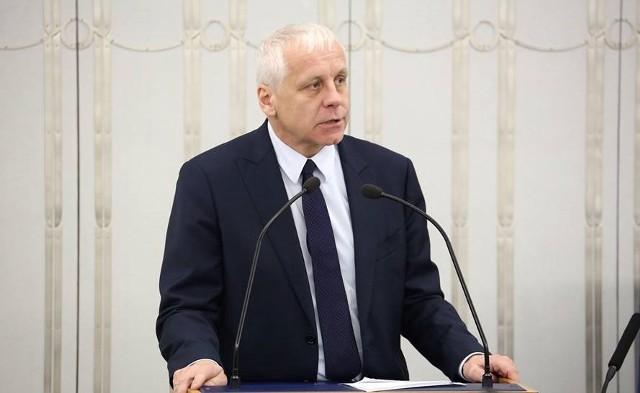 Jarosław Obremski, senat