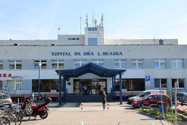 Jest szansa na to, by zwiększyć liczbę miejsc parkingowych pod inowrocławskim szpitalem