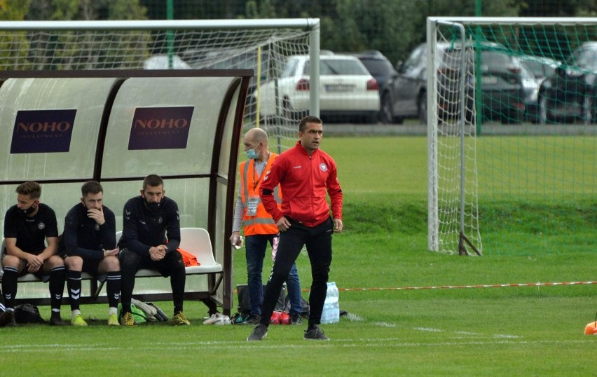 Podopieczni trenera Łukasza Surmy w sobotę nie zagrają o ligowe punkty