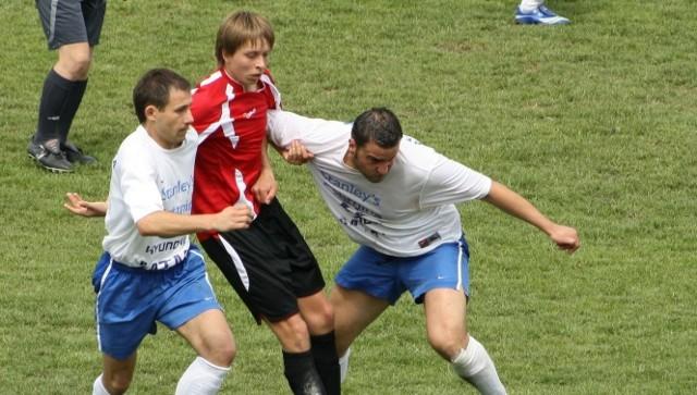 VI liga Kraków, wiosna 2009: Węgrzcanka - Pogoń Skotniki