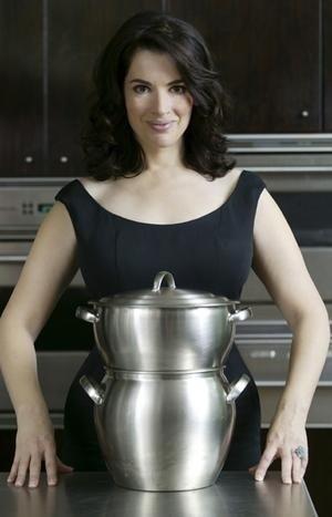 Wspólne Gotowanie Jest Trendy Kucharze Wypierają