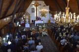 Przędzel. Pogrzeb małżonków - Marzeny i Mariusza, którzy zginęli w wypadku spowodowanym przez pijanego kierowcę