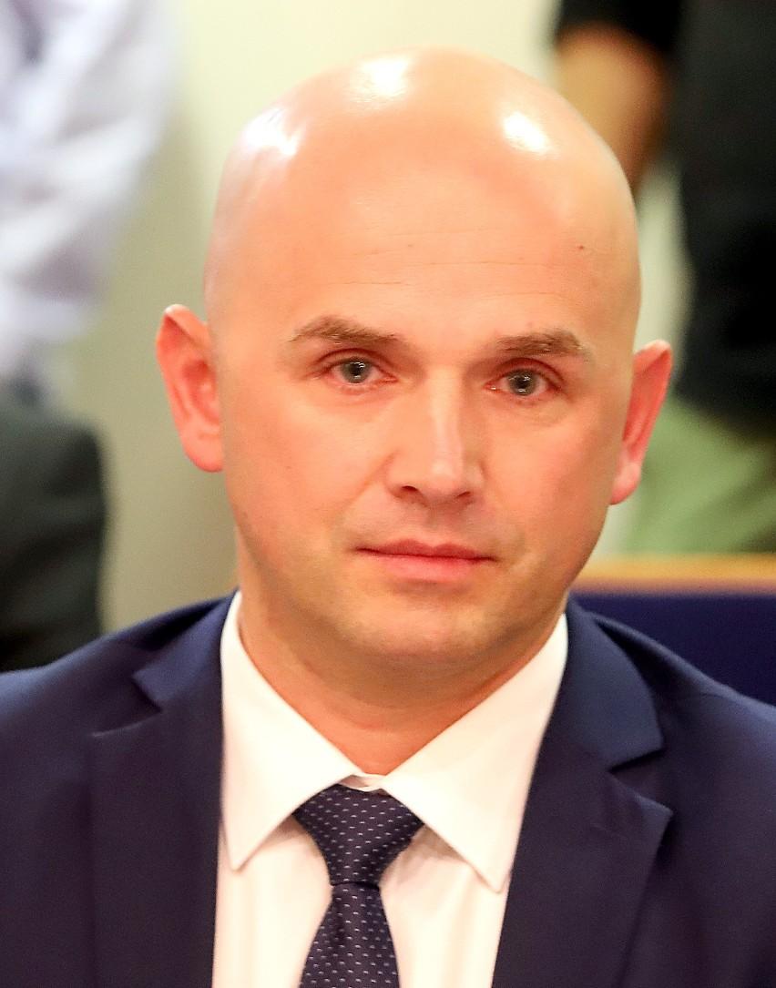 Paweł Kowalczyk odszedł z klubu KO w łódzkim sejmiku.