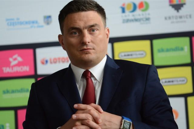Tomasz Półgrabski, zanim trafił do MAKiS, zarządzał Stadionem Narodowym.