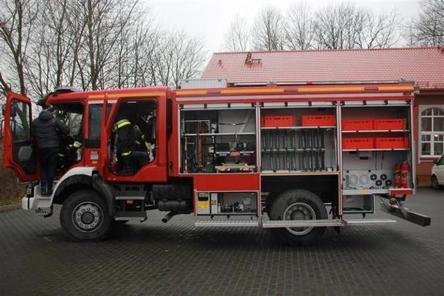 Jednostki samorządu terytorialnego szczebla gminnego i ochotnicze straże pożarne mogą ubiegać się o dofinansowanie w formie dotacji