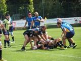 Master Pharm Rugby Łódź. Mają bardzo zdolnych łączników młyna i ataku