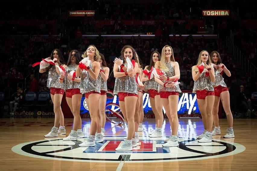 Gdyńskie cheerleaderki zatańczyły w Los Angeles, podczas Polish Heritage Day [zdjęcia]