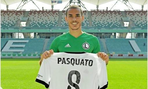 Cristian Pasquato nowym zawodnikiem Legii