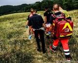 Sudety: Rowerzysta znaleziony na szlaku. Nic nie pamiętał