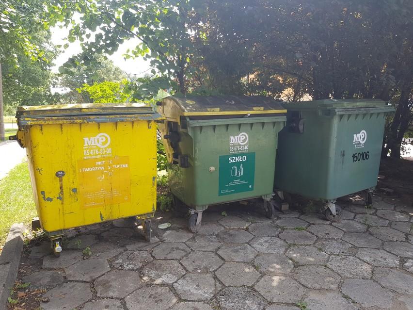 Mieszkańcy osiedla Piasta w Białymstoku narzekają na brudne...