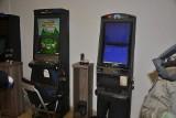 Sieć nielegalnych salonów gier rozbita w Lubuskiem. W akcji 39 funkcjonariuszy. W ich rękach 17 automatów do gier