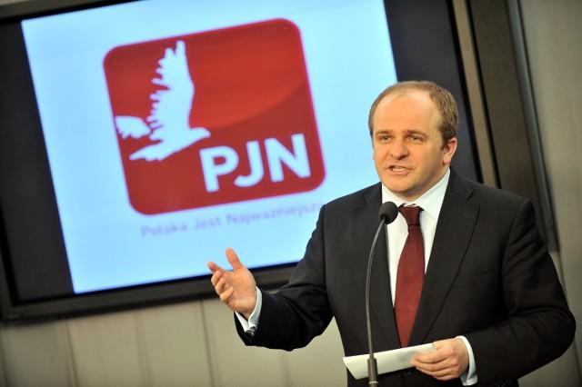 Prezes PJN Paweł Kowal do PiS-u nie wróci już nigdy