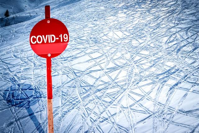 Konferencja odbyła się przy zamkniętym stoku narciarskim na Łysej Górze.