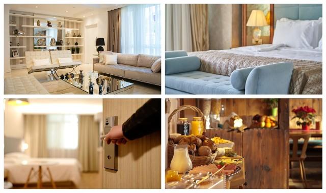 W województwie kujawsko-pomorskim znajduje się mnóstwo luksusowych hoteli. Jak spośród tak bogatej oferty wybrać ten najlepszy? Przedstawiamy 10 najlepszych hoteli we wrześniu według portalu Tripadvisor. Zobacz listę najlepszych hoteli w regionie >>Smaki Kujaw i Pomorza 3
