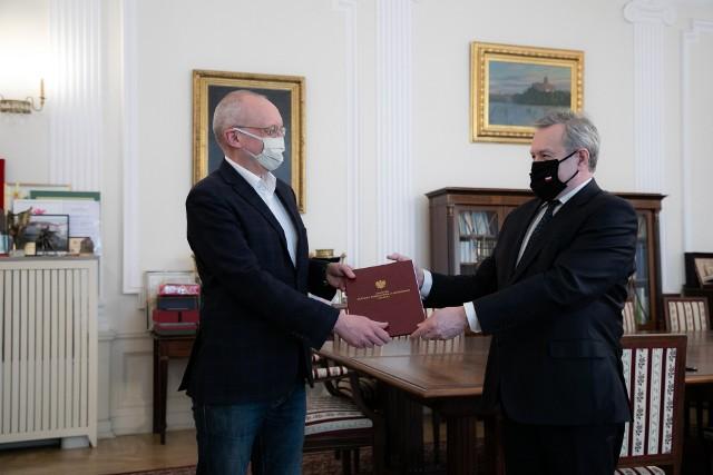 Maciej Chmiel został w środę 28 kwietnia powołany na stanowisko p.o. dyrektora Studia Filmów Rysunkowych w Bielsku-Białej