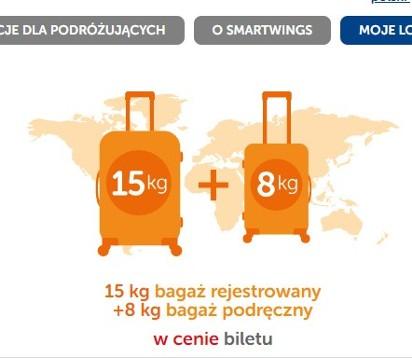 aca7be12b03fb Bagaż podręczny i rejestrowany  Ryanair