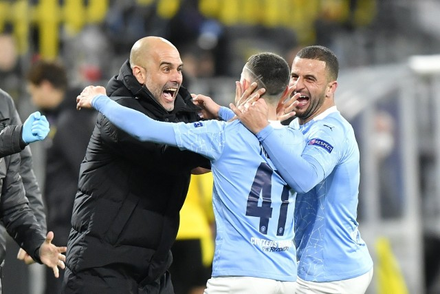W Paryżu Manchester wygrał 2:1