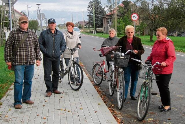 Włodzimierz Aksamit, Roman Nosal, Małgorzata Kaim, Maria Styczeń, Irena Samek i Irena Styczeń od dwóch lat czekają na odszkodowanie od bocheńskiego starostwa