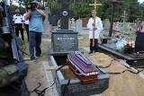 Narewka. Pogrzeb sołtysa po stu latach od śmierci. Jan Mackiewicz zginął z rąk bolszewików