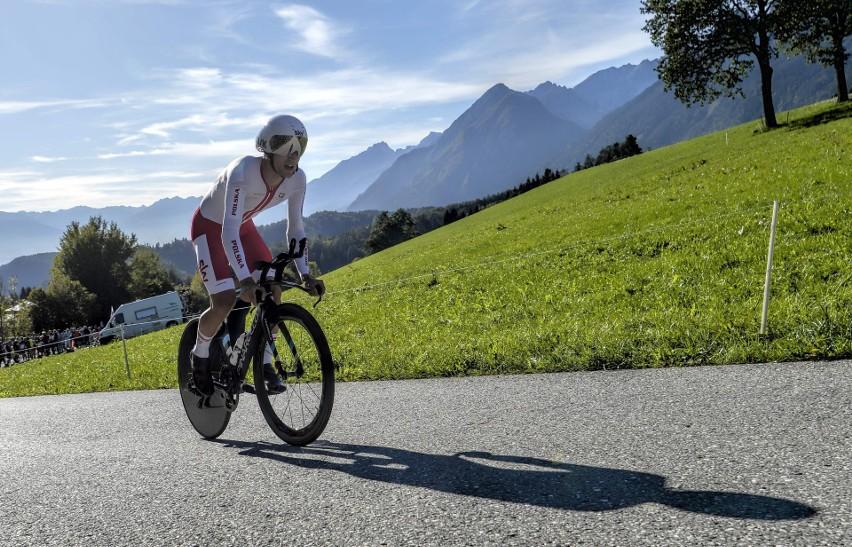MŚInnsbruck: Michał Kwiatkowski o włos od medalu. ZwyciężyłAustralijczyk Rohan Dennis