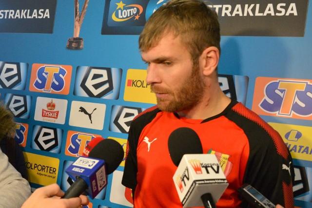 Bartosz Rymaniak przyznaje, że ostatnimi meczami Korona rozbudziła apetyty, nie tylko w Kielcach.