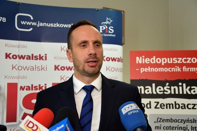 Janusz Kowalski buduje struktury Solidarnej Polski w regionie