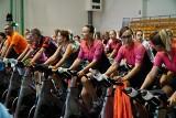 V Charytatywny Maraton Indoor Cycling: 300 osób pociło się, by pomóc dzieciom z domów dziecka