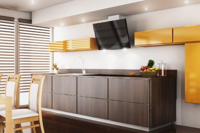 Aranżacja kuchniWybierając okap kuchenny powinniśmy zwracać nie tylko na to, czy usunie on nieprzyjemne zapachy, wilgoć, grzyby i bakterie. W urządzeniu tym ważne są również: wydajność i głośność pracy oraz pobór mocy