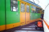 Poznań: Poranne problemy na Ratajach. Uszkodzony tramwaj i utrudnienia w ruchu