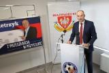 Sławomir Pietrzyk wybrany prezesem na kolejną kadencję Radomskiego Okręgowego Związku Piłki Nożnej
