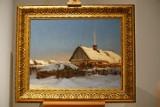 Obraz zaginiony podczas II wojny światowej powrócił do Poznania. Został przekazany do Muzeum Sztuk Użytkowych