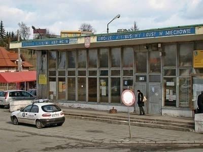 Dworzec w obecnym stanie nie jest ozdobą miasta Fot.: Zbigniew Wojtiuk