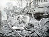 Wypadek pociągu z chlorem w Białymstoku w 1989 roku. Wszyscy białostoczanie mogli umrzeć (zdjęcia)