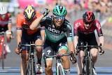 Cesare Benedetti, kibic Piasta Gliwice, wygrał 12. etap Giro d'Italia