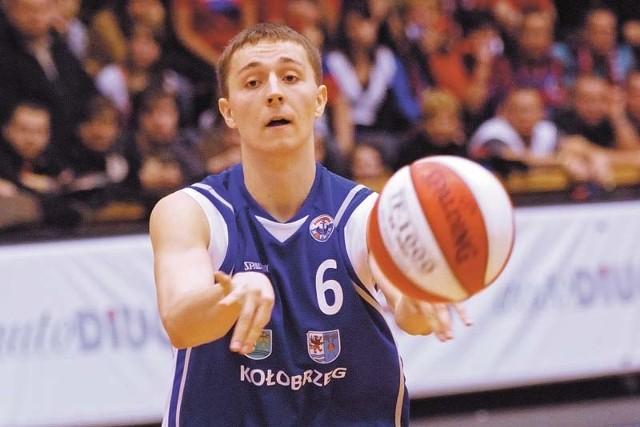W pierwszym meczu Bartek Diduszko rzucił Polonii 34 pkt.