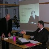 W czwartek w Bibliotece Caritas miał miejsce kolejny wykład