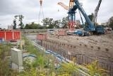 Tunel kolejowy pod Łodzią. Po przejściu tarczy budynek przy Zana zapadł o ponad 1,5 cm. Ubezpieczyciel liczy odszkodowanie dla właścicieli