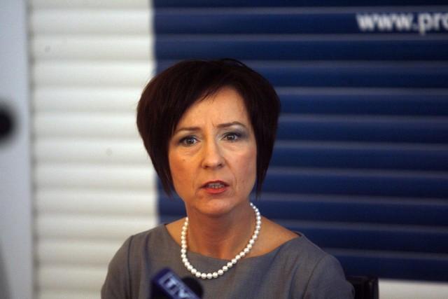 Prokurator Liliana Łukasiewicz