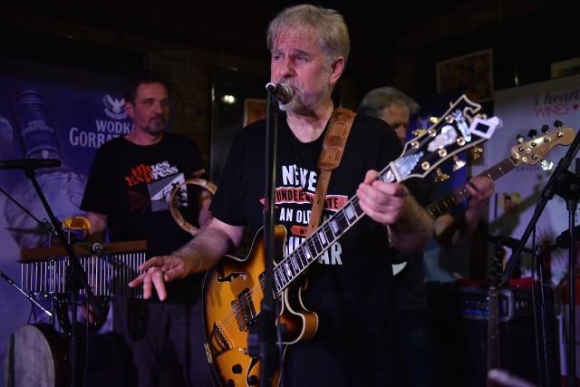Zapowiedź koncertu Stara Szkoła feat. Apostolis Anthimos w Hard Rock Pubie Pamela (premiera płyty)